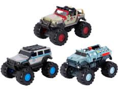 Mattel FMY48 Matchbox Jurassic World 1:24 Truck Sortiment