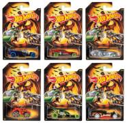 Mattel DXT91 Hot Wheels Halloween Sortiment