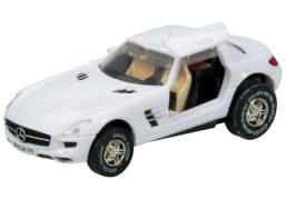 DARDA Rennwagen ''Mercedes-Benz SLS AMG'', 1:60, Kunststoff, ab 5 Jahre.