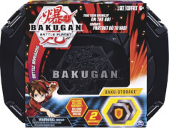 Spin Master Bakugan Storage Case sortiert