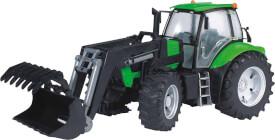 Bruder 03081 Deutz Agrotron X720 mit Frontlader