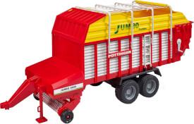 Bruder 02214 Pöttinger Jumbo 6600 Profiline Ladewagen