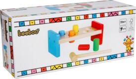 Beeboo Spiel-Hammerbank, 7-teilig