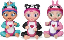 TINY TOES Interaktive Mini-Babypuppen, sortiert, ab 4 Jahren