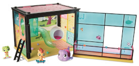 Hasbro Littlest Pet Shop Tierchencamp Style Set