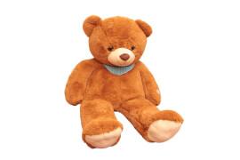 Teddy mit Halstuch, ca. 140 cm