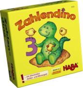 HABA - Zahlendino, für 1-4 Spieler, ca. 10 min, ab 3 Jahren