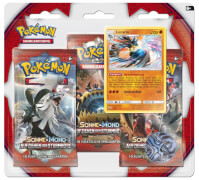 Pokémon Sonne & Mond 04 3-Pack Blister (deutsch)