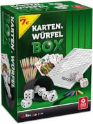ASS Würfel- und Kartenbox. Spielesammlung