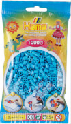 HAMA Bügelperlen Midi - Azur Blau 1000 Perlen