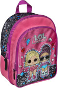 L.O.L. Surprise Rucksack mit Vortasche