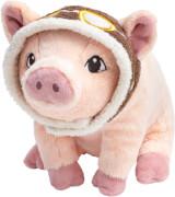 Vielleicht Plüschschwein von Kobi Yamada, Plüschschwein mit Fliegerbrille