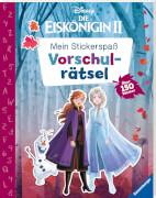 Ravensburger 49144 Stickerspaß Eiskönigin 2: Vorschulrätsel